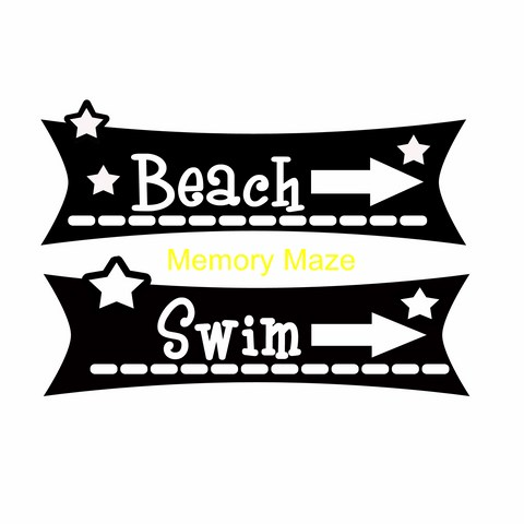 beach swim  150 x 100- min buy 3